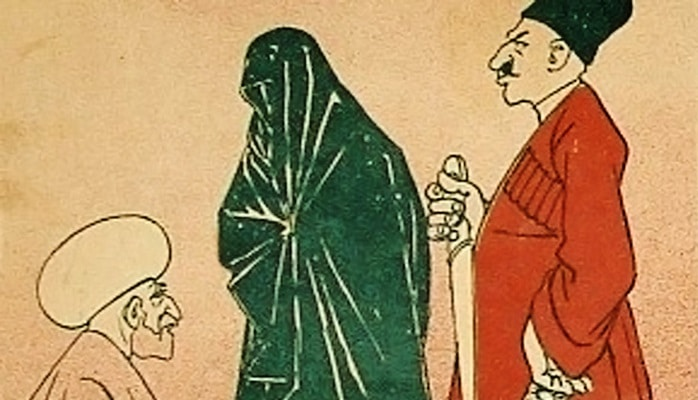 Война женщин Азербайджана против религиозного фанатизма в периодике 1903—1913 гг.