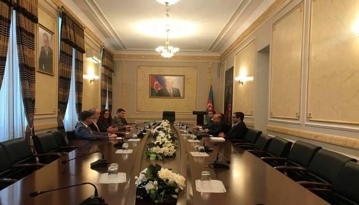 """Сиявуш Гейдаров: Информация об ограничении в Азербайджане деятельности """"Свидетелей Иеговы"""" не отражает действительности"""