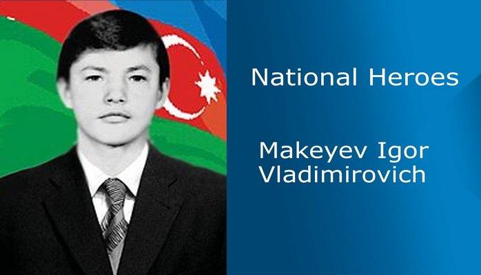 Makeyev Igor Vladimirovich