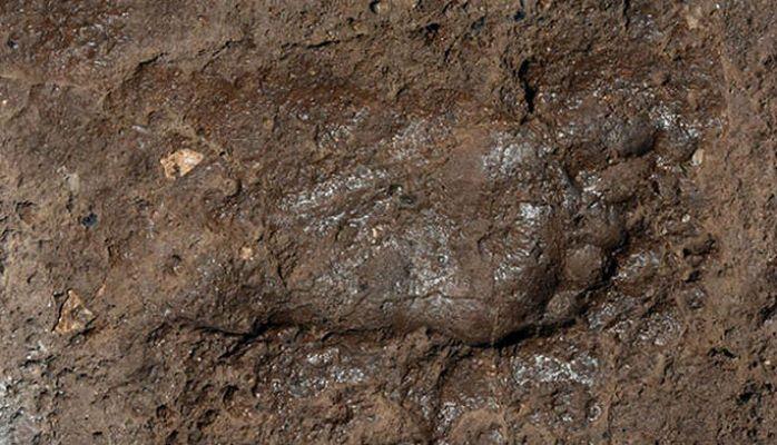 Qədim Urartunun ilk ayaq izi tapıldı