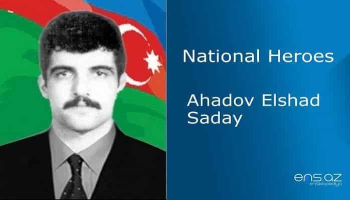 Ahadov Elshad Saday