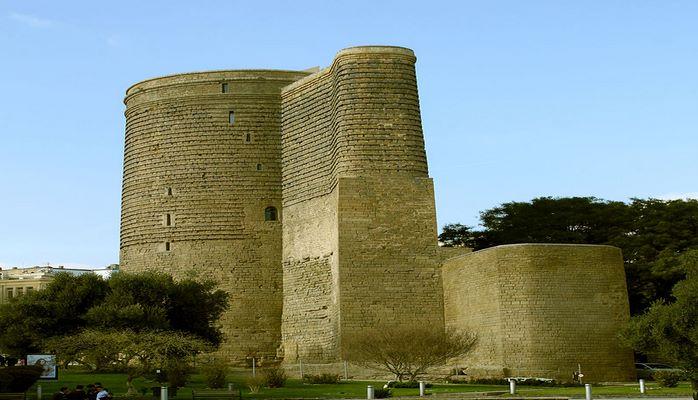 Kız Kulesi (Bakü)