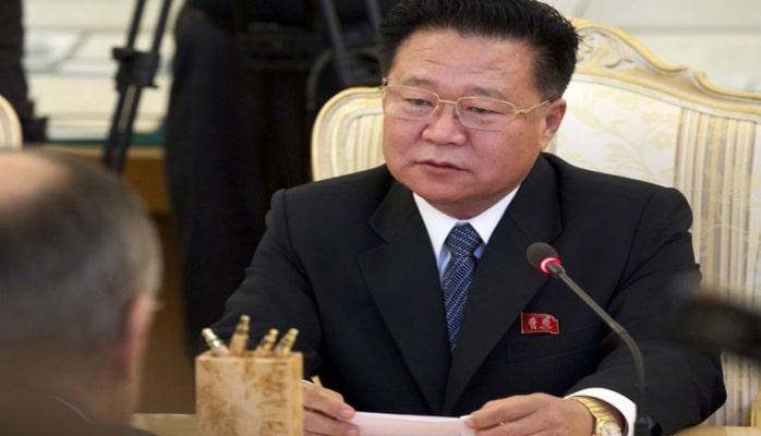 Заместитель Ким Чен Ына отправился в Азербайджан