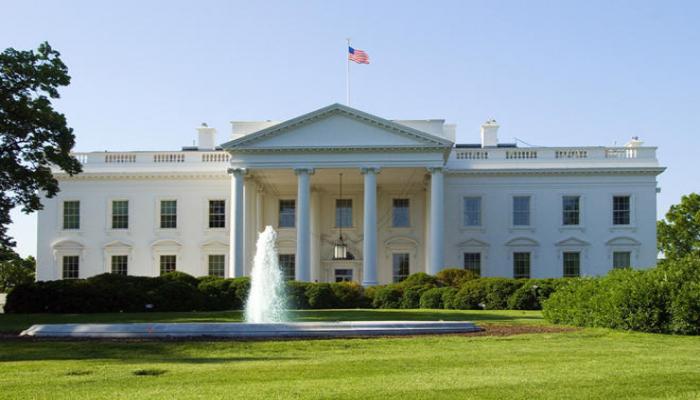 Белый дом закрыли из-за протестов