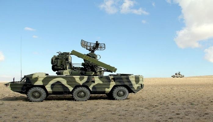 В азербайджанской армии продолжаются учения подразделений ПВО