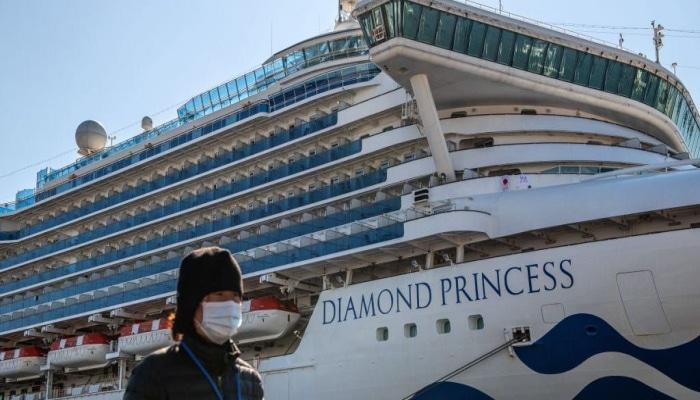 Коронавирус нашли у израильтянина, эвакуированного с Diamond Princess