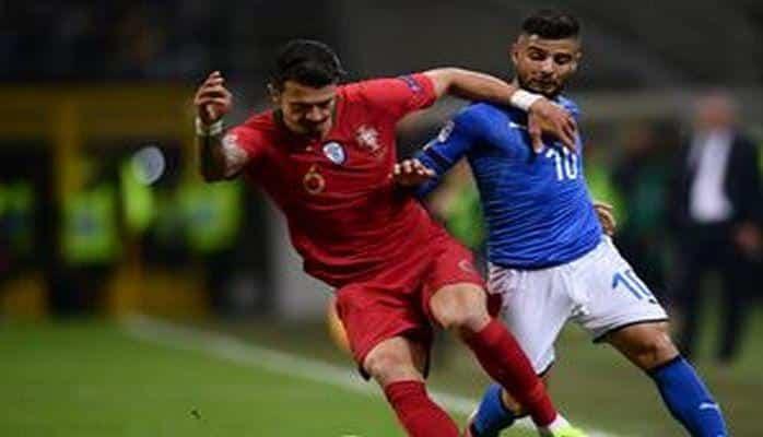 Исторический матч: как Португалия первой в истории вышла в полуфинал Лиги наций