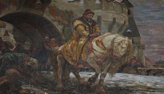 """""""Иван Грозный"""" возвращается в Украину"""