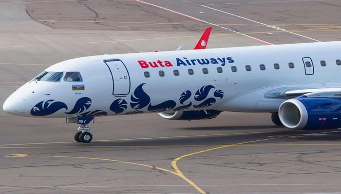Buta Airways открывает новые направления на Ближнем Востоке