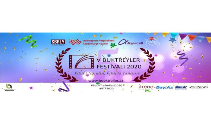 Объявлены условия для участия в V Фестивале буктрейлеров Азербайджана