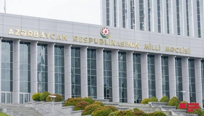 Milli Məclis sədrinin köməkçisi vəzifəsindən azad edilib