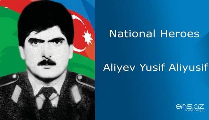 Aliyev Yusif Aliyusif