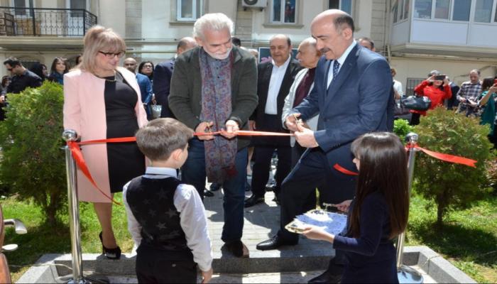 В Баку после ремонта открылся Музей Азима Азимзаде