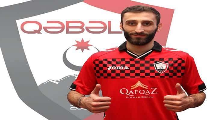"""""""Qəbələ"""" klubu yeni hücumçu transfer edib"""