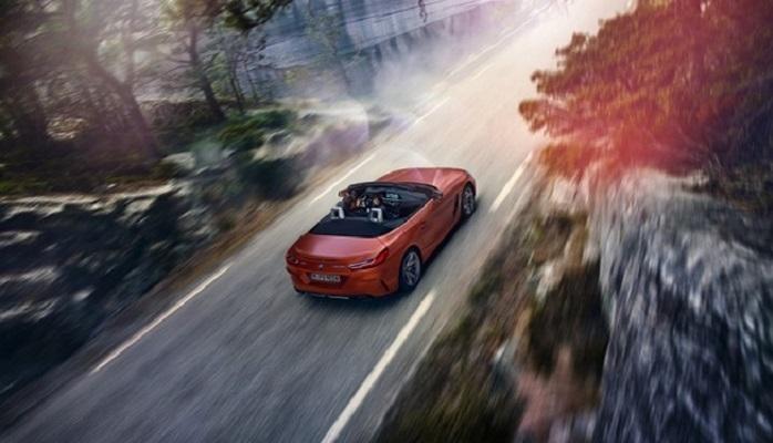 """""""BMW Z4"""" modelinin ilk fotoları yayıldı"""