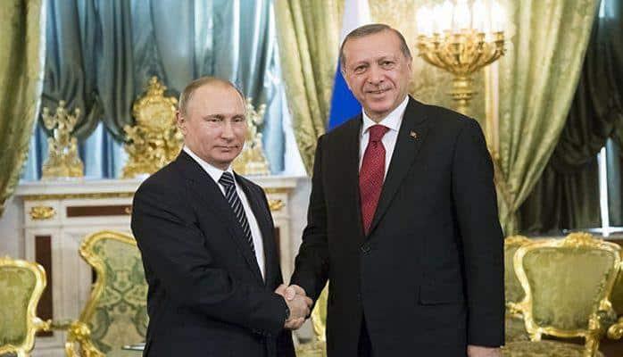 Эрдоган заявил о разногласиях с Россией