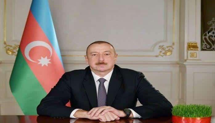 Ильхам Алиев поздравил азербайджанский народ по случаю Новруз байрамы