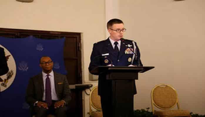 Военный атташе посольства США: Мы намерены продолжить важное сотрудничество с Азербайджаном