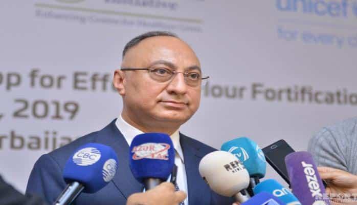 Агентство: В Азербайджане 15% детей до 5 лет испытывают нехватку железа