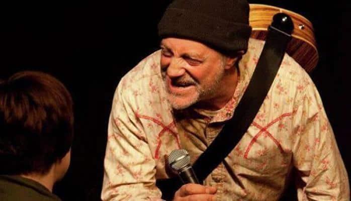 Ölüm barədə zarafat edən britaniyalı aktyor səhnədə öldü