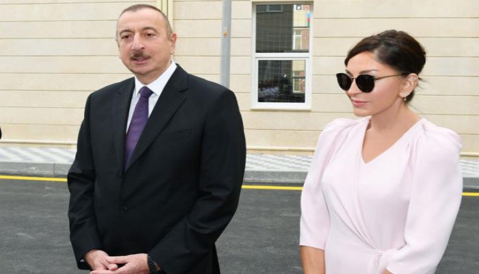 """""""Əvvəlki görünüşü çox acınacaqlı idi"""" — İlham Əliyev"""