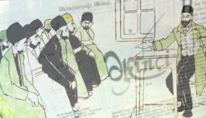 Взгляд изнутри: Разделы, структура и оформление газеты «Экинчи» (1875 – 1877 гг.)