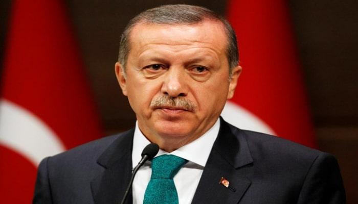 Эрдоган подтвердил намерение встретиться с Путиным, Меркель и Макроном