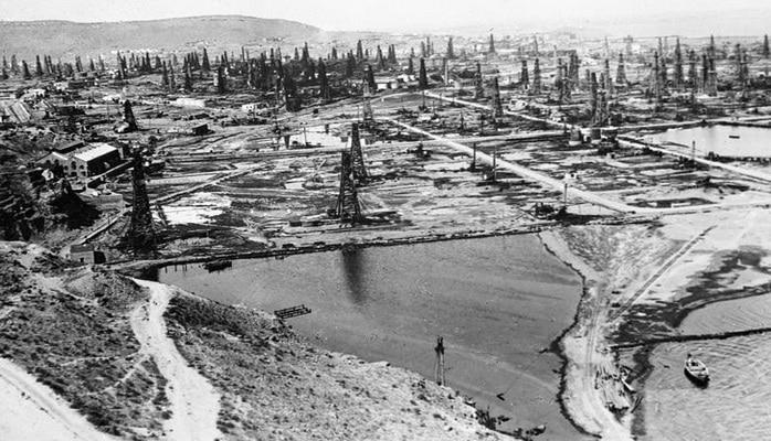 Неизвестные поляки помогавшие развитию нефтепромышленности Баку (по польским источникам)