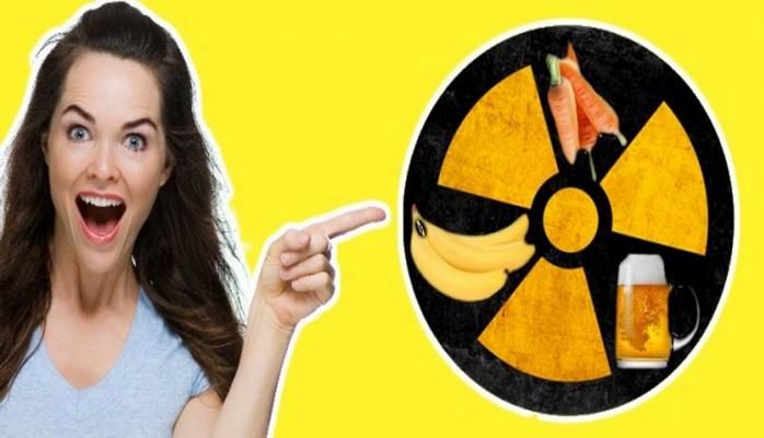 Hangi Yiyeceklerde Radyasyon Bulunuyor?