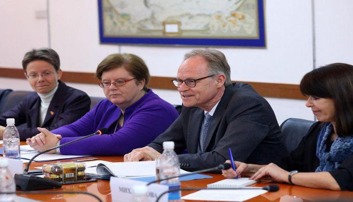 Уполномоченный МИД Германии по Южному Кавказу посетит Азербайджан