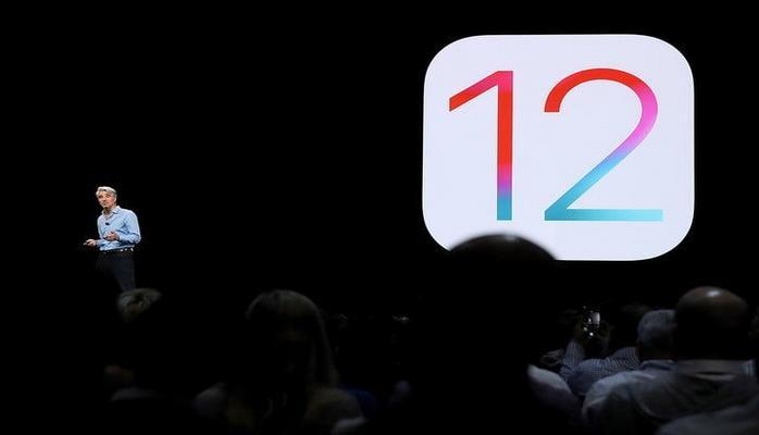 """Apple """"IOS 12""""nin təqdimatını keçirib"""
