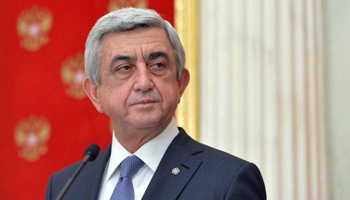 """Sərkisyandan Bakıya """"ismarış"""": Qarabağ qayıtmayacaq..."""