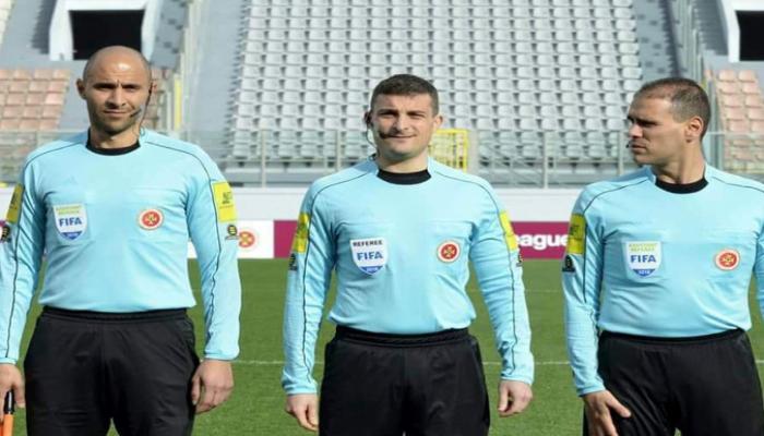 Стали известны судьи матча Уэльс-Азербайджан