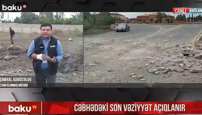 Cəbhədə son vəziyyət - ANBAAN VİDEO