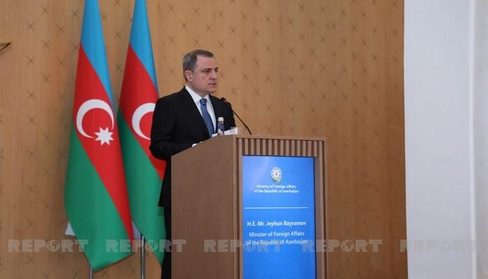 """Ceyhun Bayramov: """"Azərbaycanla Rusiya arasında münasibətlər strateji xarakter daşıyır"""""""