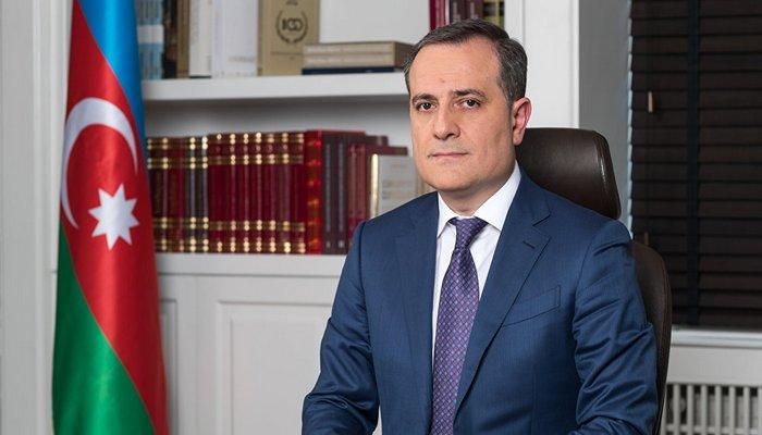 Ceyhun Bayramov Gürcüstana səfərə gedib