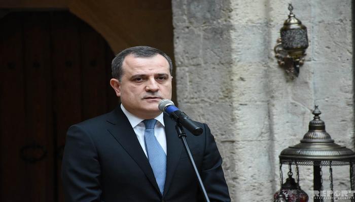 """Ceyhun Bayramov: """"Postmünaqişə mərhələsinə qədəm qoymuşuq"""""""