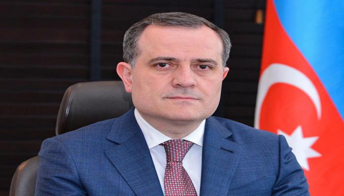 Глава МИД Азербайджана выразил соболезнования Украине