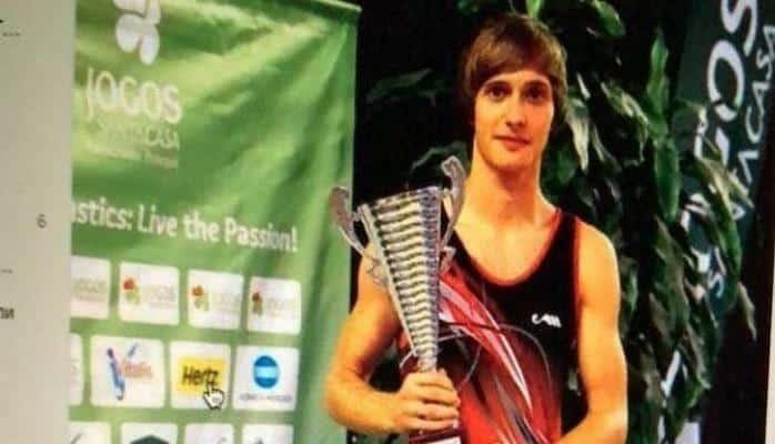 Азербайджанские гимнасты удостоены кубков мира в Португалии