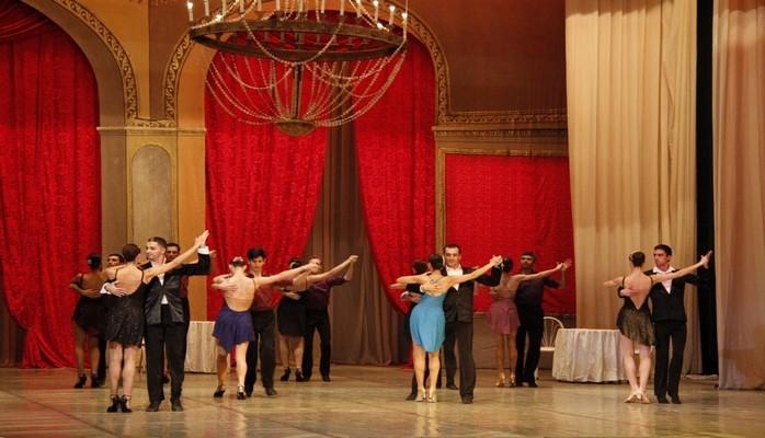 В рамках Х Музыкального фестиваля Узеира Гаджибекова состоялся показ балета «Любовное танго»