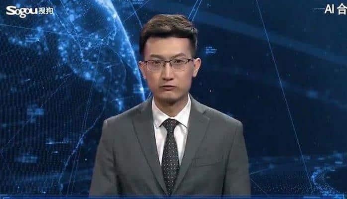 Dünya mediasında şok ilk: Xəbərləri robot spiker təqdim etdi
