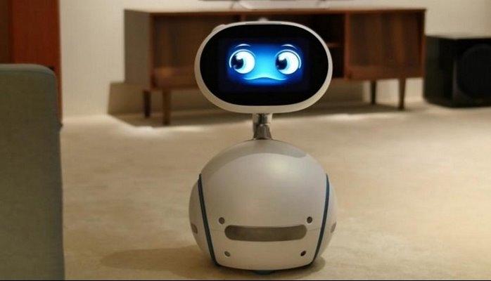 Asus, Yeni Robotu Zenbo Junior'ı Tanıttı!