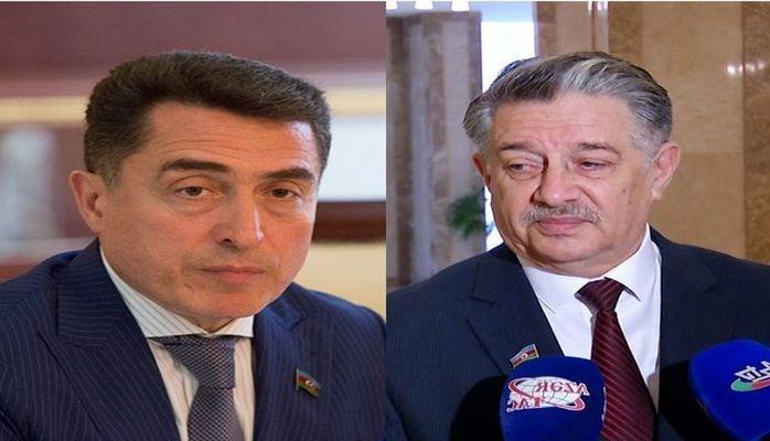 Azərbaycan deputatları Dumaya etiraz etdilər