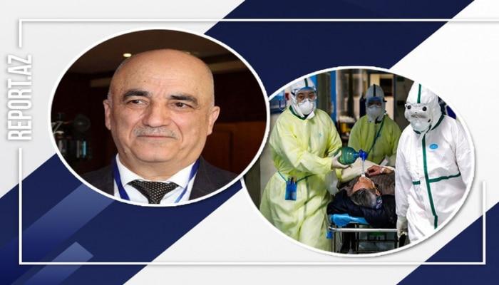 Главный инфекционист Азербайджана обратился к населению