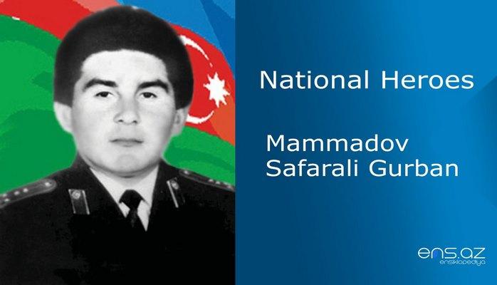 Mammadov Safarali Gurban