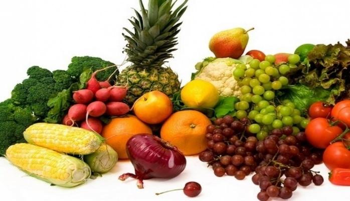 Увеличился импорт фруктов и овощей