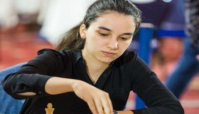 Гюнай Мамедзаде одержала победу над армянской шахматисткой