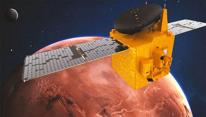 Çin Marsda həyat izləri tapmaq üçün kosmosa planetlərarası stansiya göndərdi