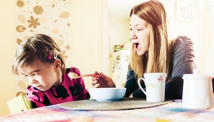 Çocuğunuz yemiyorsa sebebi tutumunuz olabilir
