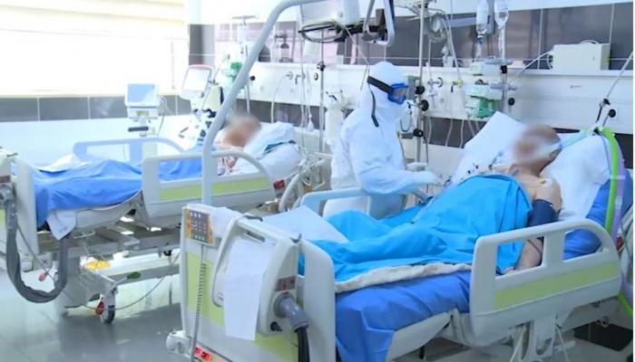 В Азербайджане  112 больных коронавирусом находятся в реанимации - TƏBİB